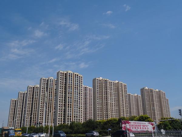 襄阳邓城新市民公寓